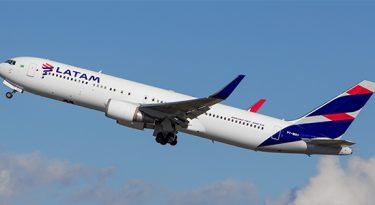 Latam Airlines confirma escala no Rock in Rio