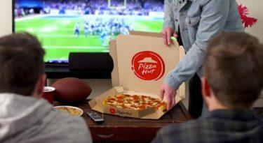 Pizza Hut patrocina estádio virtual do torneio Madden NFL 20