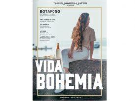 Cervejaria Bohemia lança revista inspirada no Rio