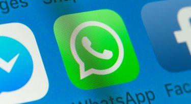 WhatsApp compartilhará dados de usuários com Facebook