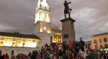Dados de toda a população do Equador vazam online