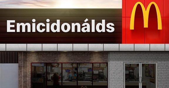McDonald's espalha seus apelidos pelo Brasil