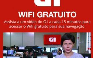 Parceria entre Hands Mobile e Globo leva conteúdo para Redes WiFi