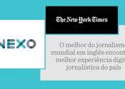 Nexo e NYT anunciam parceria de assinaturas no Brasil