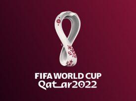 Fifa apresenta logo da Copa do Mundo Qatar 2022
