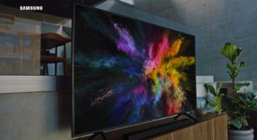 Mirando Black Friday, Samsung reforça ações para TVs 4K