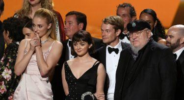 Emmy consagra Game of Thrones