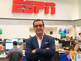 Disney anuncia Carlos Maluf como líder da ESPN Brasil