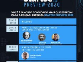 Evento Startse vai discutir nosso mercado 2020