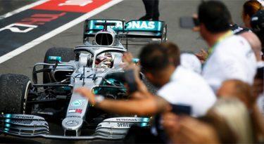 Cinco patrocinadores da Fórmula 1 renovam para 2020