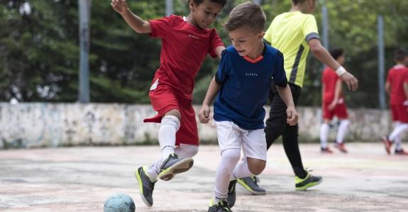 Decathlon realizará copa de futsal para crianças