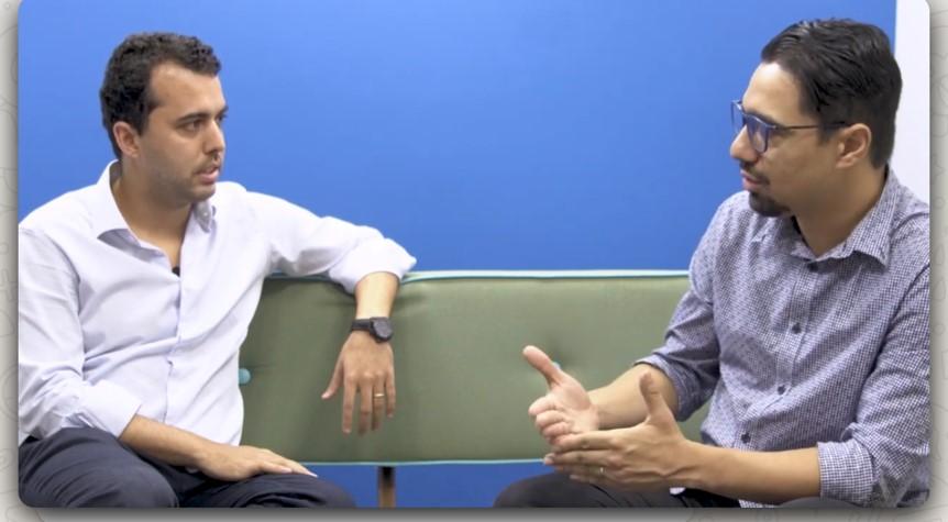 Adriano Lima e Pedro Conrade, do Banco Neon, falam sobre fintechs e futuro do setor.