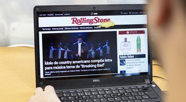 Rolling Stone aposta em portal de cultura country