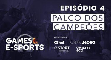 Série Jornada Gamer | EP 4: Palco dos campeões
