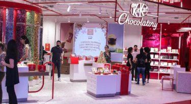 Com KitKat Chocolatory, Nestlé reforça estratégia de marcas no Brasil