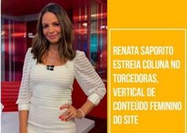 Torcedores.com lança primeira revista esportiva feminina mensal totalmente desenvolvida para o Instagram
