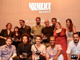 Whext reconhece talentos do audiovisual