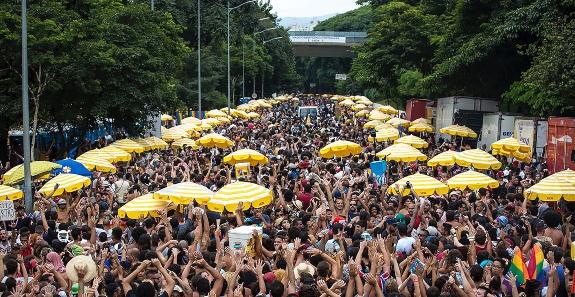 São Paulo abre edital para Carnaval de Rua