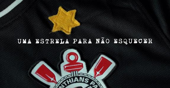 Corinthians homenageia vítimas do Holocausto