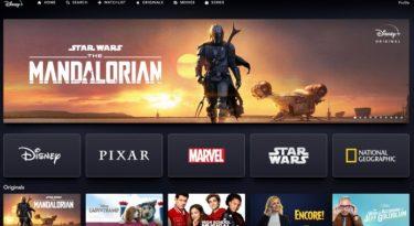 Disney Plus atinge 10 milhões de inscrições no primeiro dia de lançamento
