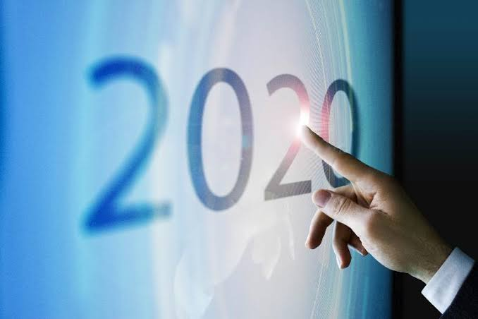 Seu futuro em 2020 aqui