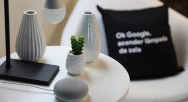 Google amplia estratégia de voz no Brasil com Nest Mini