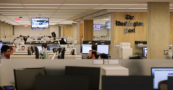 Washington Post amplia receita com APIs próprias