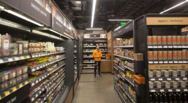 Amazon planeja lançar marca de supermercados