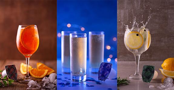 B.blend lança bebidas alcoólicas em cápsulas
