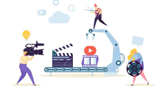 Nos 50 anos da web, vídeos dominam telas