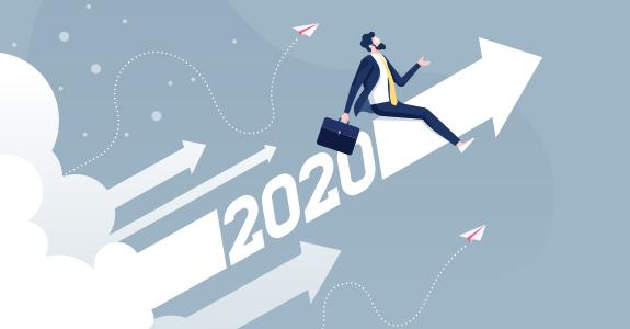 Por que 2020 será melhor