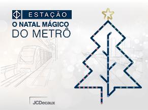 O Natal Mágico do Metrô