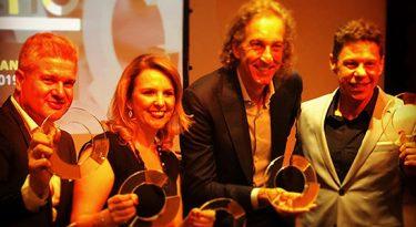 Brasil ganha 15 troféus no Echo Latam 2019