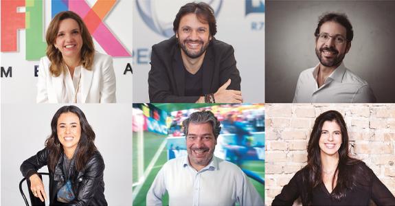 Os dez profissionais de Mídia de 2019
