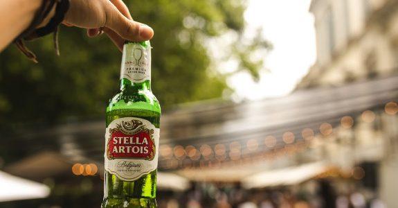 Stella Artois promove evento de Natal no Rio
