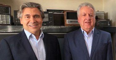 Carlos Rubens Doné na direção geral da Rede Itaiaia