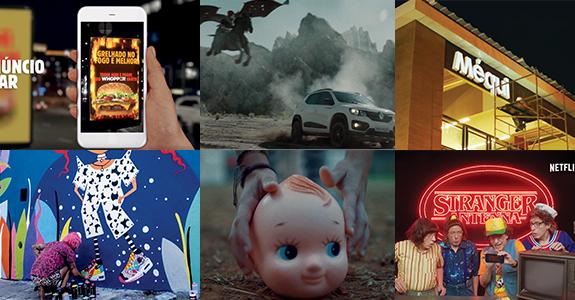 As 20 melhores campanhas de 2019 na visão dos criativos