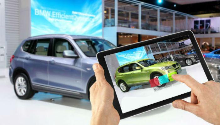 O papel da realidade aumentada na transformação digital