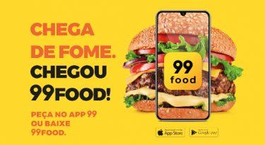 99Food lança primeira campanha