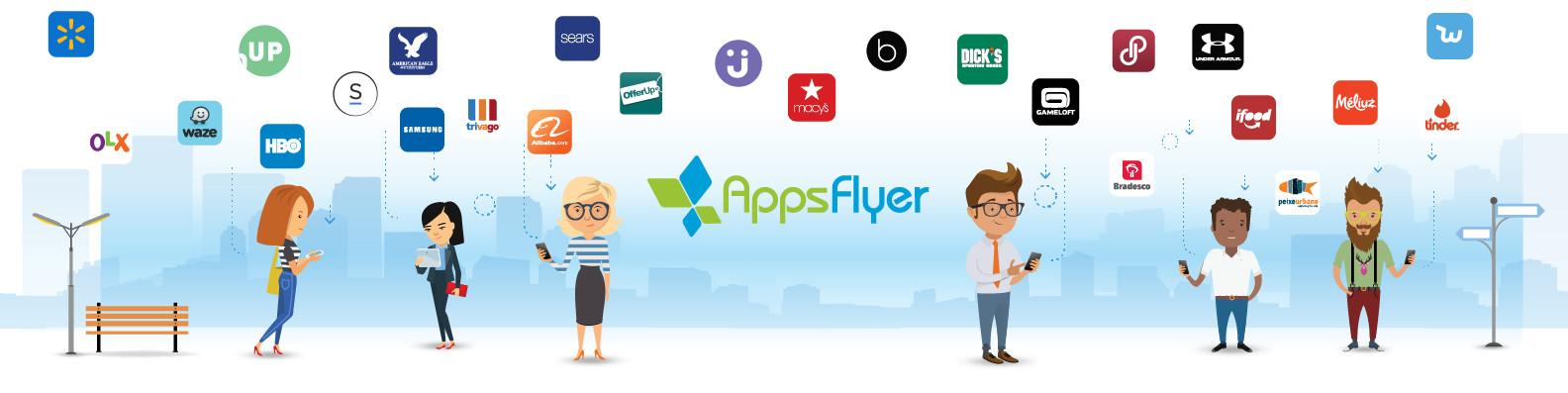 AppsFlyer arrecada US$210 milhões e coloca a atribuição como core business entre ferramentas de marketing