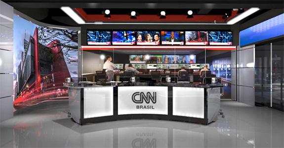 Com Sky, CNN estará acessível a 78% da base de TV paga
