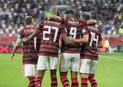 Total volta ao futebol com o Flamengo