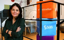SAS admite PR and communications manager