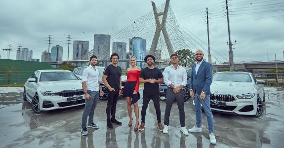 BMW elege embaixadores da marca no Brasil