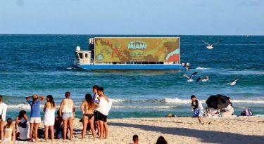 """Coincidências ajudam BK a """"envelopar"""" Miami no Super Bowl"""