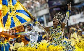 Desfile de Carnaval do Rio de Janeiro é adiado