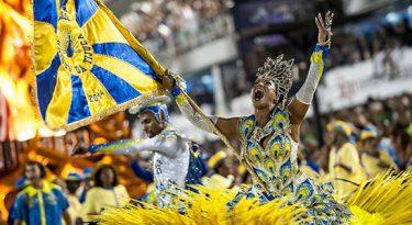 Globo e Brahma se unem para exibir desfiles históricos