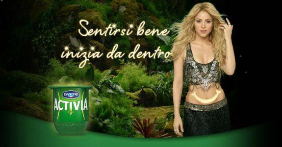 Show do intervalo: a versatilidade publicitária de Shakira