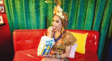 Yoki mistura pipoca e Carnaval com Lexa e KondZilla