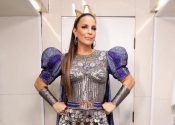 Ivete vira rainha do Clash Royale no Carnaval